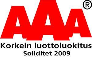 Painotalo PK-Paino Oy • Tampere • AAA-luottoluokitus